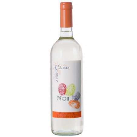 Piemonte Chardonnay D.O.C. 2017 NOI - Ca ed Curen