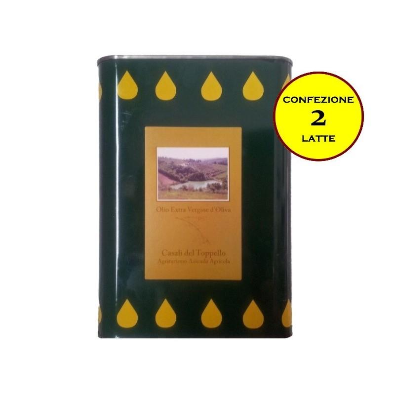 Olio Extravergine di Oliva lt. 3 - Casali del Toppello