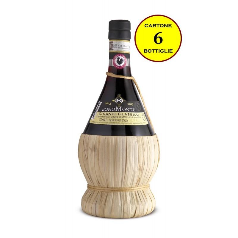 Chianti Classico DOCG 2015 Fiasco ml 750 - Tenuta Bonomonte