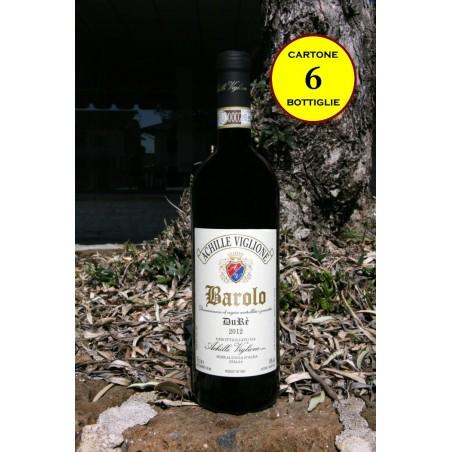 """Barolo DOCG """"Durè"""" - Achille Viglione (6 bottiglie)"""