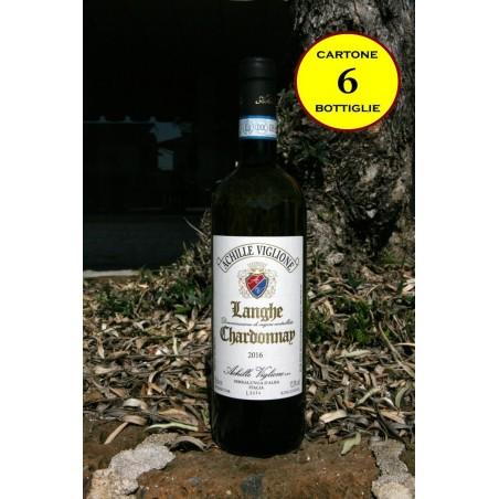 Chardonnay Langhe DOC - Achille Viglione (6 bottiglie)