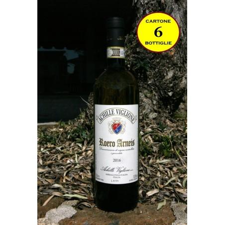 Roero Arneis DOCG - Achille Viglione (6 bottiglie)
