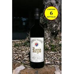 """Rosso Piemonte """"Regio"""" - Achille Viglione"""