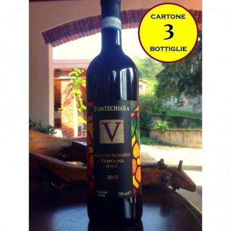 Colline Novaresi Vespolina DOC - Fontechiara (3 bottiglie)