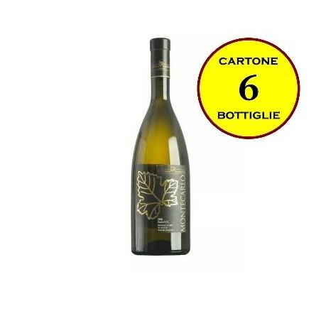 Montecarlo Bianco DOC - Fattoria Valdrighi (6 bottiglie)