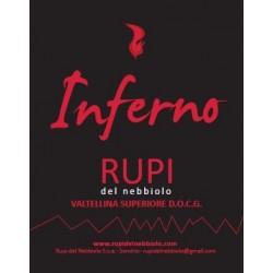 Inferno Valtellina Superiore DOCG 2013 - Rupi del Nebbiolo