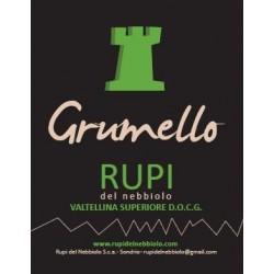 Grumello Valtellina Superiore DOCG 2013 - Rupi del Nebbiolo