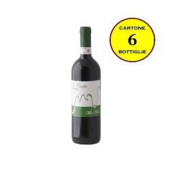 "Barbera DOC Oltrepò Pavese 2016 ""Il Curlo"" - Marco Vercesi Wine (6 bottiglie)"
