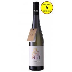 """Passito di Zibibbo Calabria IGP 2016 """"Alchimia"""" - Cantine Benvenuto (cartone 6 bottiglie)"""