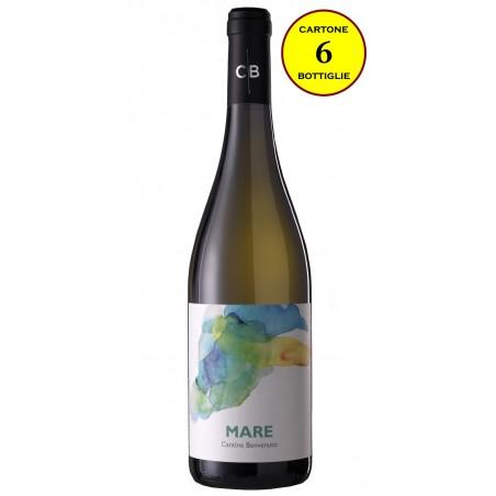 "Calabria Bianco IGP ""Mare"" - Cantine Benvenuto (cartone 6 bottiglie)"
