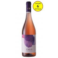 """Calabria Rosato IGP 2016 """"Cielo"""" - Cantine Benvenuto (cartone 6 bottiglie)"""