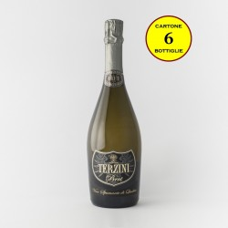 Spumante Brut VSQ Metodo Charmat - Cantina Terzini (cartone 6 bottiglie)