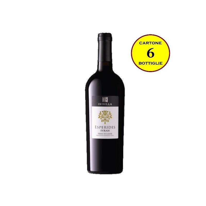 "Syrah Terre Siciliane IGT ""Esperides"" - Di Bella Vini"