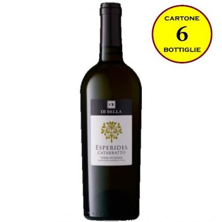 """Catarratto Terre Siciliane IGT """"Esperides"""" - Di Bella Vini (cartone da 6 bottiglie)"""