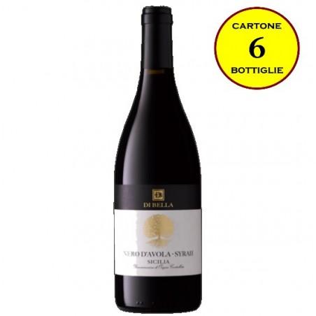 Nero d'Avola - Syrah Sicilia DOC - Di Bella Vini (cartone da 6 bottiglie)