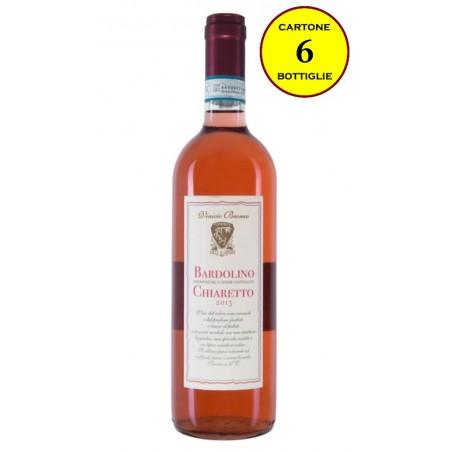 Bardolino DOC Chiaretto - Vinicio Bronzo (cartone da 6 bottiglie)