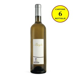 "Bianco Piemontese ""I Boschi"" - Cantina Olivero"