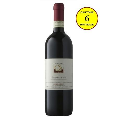 Grignolino d'Asti DOC - Cascina Salerio (cartone da 6 bottiglie)