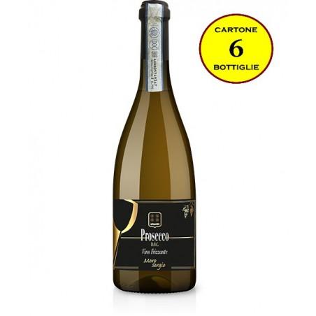 Prosecco DOC Frizzante - Moro Sergio (cartone da 6 bottiglie)