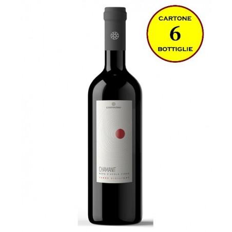"""Terre Siciliane IGT Rosso """"Chamanit"""" - Costantino Wines (cartone da 6 bottiglie)"""