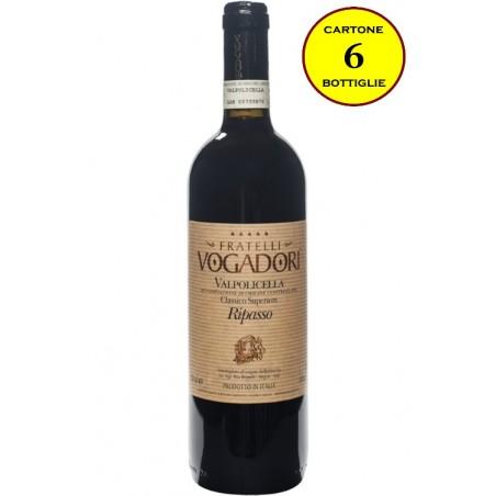 Ripasso Valpolicella DOC Classico Superiore - Fratelli Vogadori (cartone da 6 bottiglie)