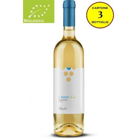 "Pecorino Colline Pescaresi IGT Bio ""Il Bianco"" - The Vinum (cartone da 3 bottiglie)"