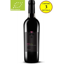 "Colline Pescaresi Rosso IGT Bio ""003"" - The Vinum"