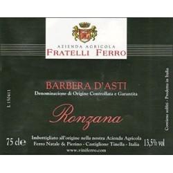 Barbera d'Asti DOCG 2015 - Fratelli Ferro