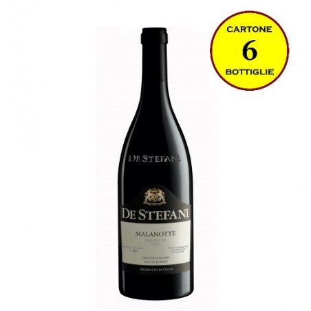 Malanotte del Piave DOCG - De Stefani (cartone da 6 bottiglie)
