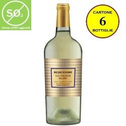 Sauvignon Blanc delle Venezie IGT Linea Redentore (senza solfiti aggiunti) - De Stefani