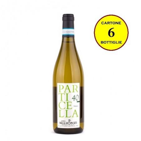 "Colline Novaresi Bianco DOC ""Parcella 40"" - Vigneti Valle Roncati (cartone 6 bottiglie)"