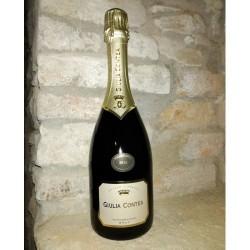 """Spumante Brut Millesimato 2014 VSQ Blanc de Noirs Metodo Classico """"Giulia Contea"""" - La Casanella"""
