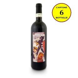 """Langhe Rosso DOC 2011 """"Superboum"""" - Bricco del Cucù"""