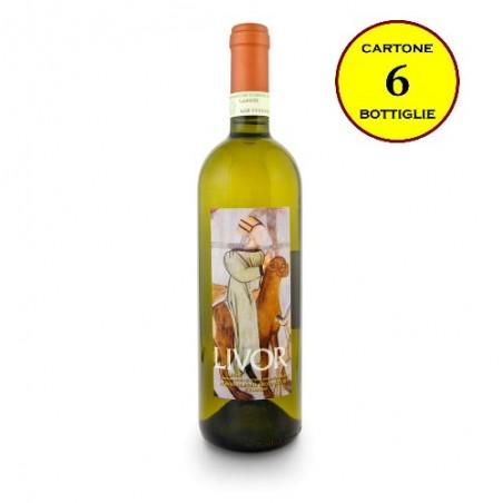 "Langhe Bianco DOC ""Livor"" - Bricco del Cucù (cartone da 6 bottiglie)"