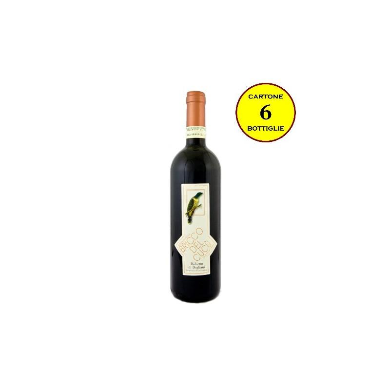 Dogliani DOCG 2016 - Bricco del Cucù (cartone da 6 bottiglie)
