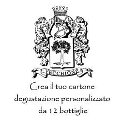 San Quirico - Cartone degustazione 12 bottiglie