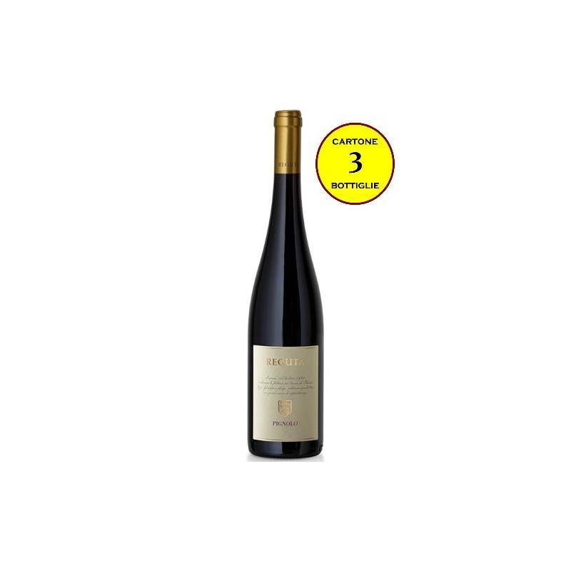 Pignolo Trevenezie IGP 2017 - Reguta (cartone 3 bottiglie)