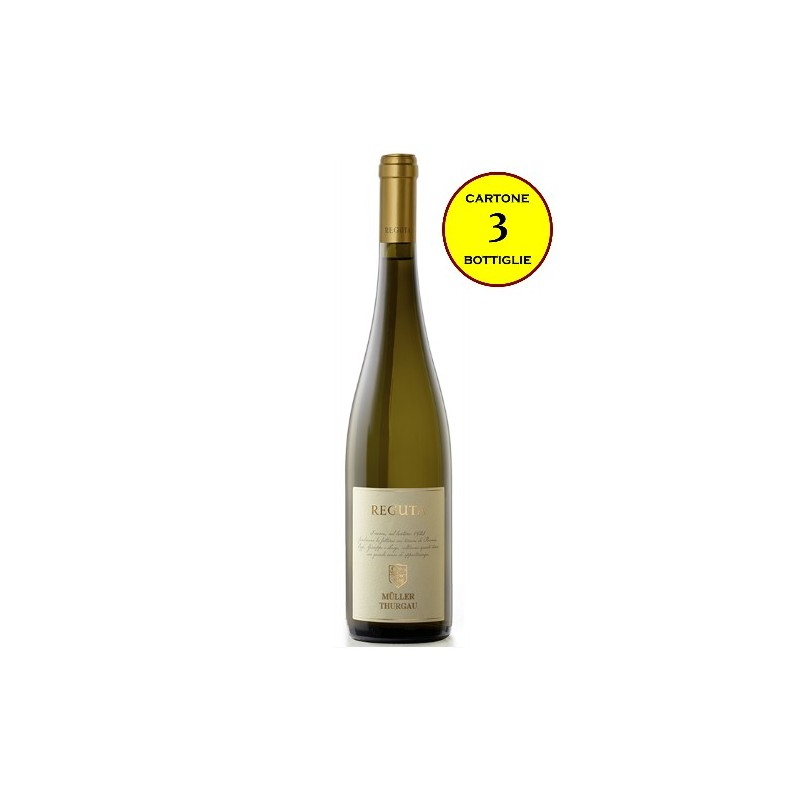 Müller Thurgau Trevenezie IGP 2017 - Reguta (cartone 3 bottiglie)