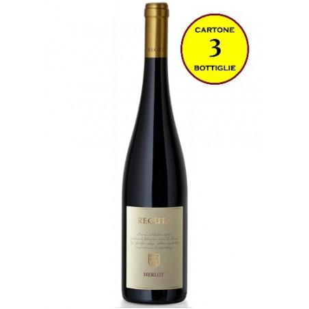 Merlot Trevenezie IGP - Reguta (cartone 3 bottiglie)