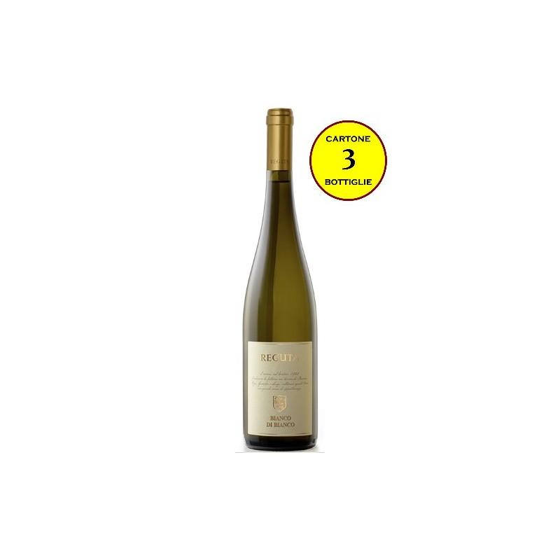 "Bianco Trevenezie IGP 2017 ""Bianco di Bianco"" - Reguta (cartone 3 bottiglie)"