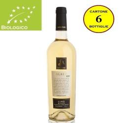 "Cirò Bianco DOP Bio ""Alaei"" - Senatore Vini (6 bottiglie)"