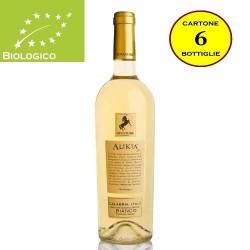 "Calabria Bianco IGP ""Alikia"" BIO - Senatore Vini (6 bottiglie)"