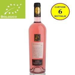 """Cirò Rosato DOP """"Puntalice"""" BIO - Senatore Vini (6 bottiglie)"""