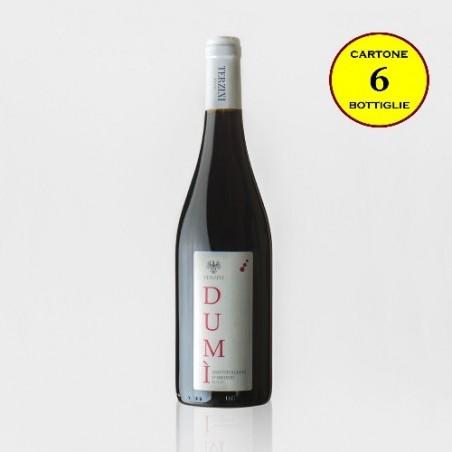 """Montepulciano d'Abruzzo DOP """"Dumì"""" - Cantina Terzini (cartone 6 bottiglie)"""