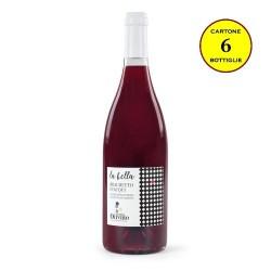 """Brachetto d'Aqui DOCG """"La Bella"""" - Cantina Olivero (cartone da 6 bottiglie)"""