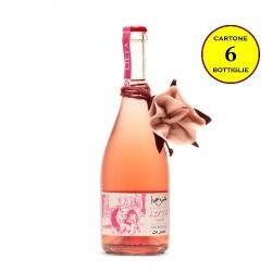 Lieta Rosè Ancestrale Col Fondo - Vini Iseldo Maule (cartone 6 bottiglie)