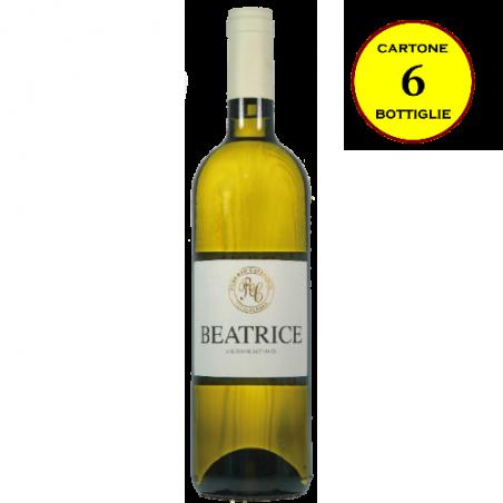 """Vermentino Candia Colli Apuani DOC """"Beatrice"""" - Vini Apuani (6 bottiglie)"""