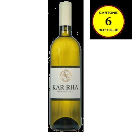 """Candia Colli Apuani DOC """"Kar Rha - Tempio del Sole"""" - Vini Apuani (6 bottiglie)"""