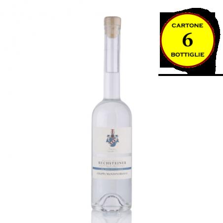 Grappa di Manzoni Bianco - Rechsteiner (cartone da 6 bottiglie)
