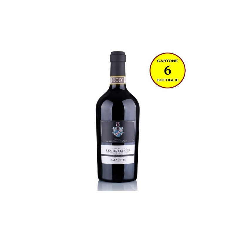 """Malanotte DOCG """"Riserva Rechsteiner"""" - Rechsteiner (cartone da 6 bottiglie)"""
